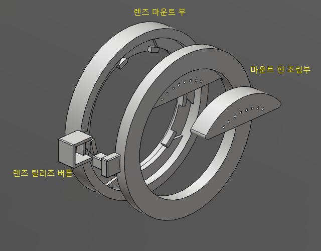NX용 AF 접사 튜브 설계 - 2