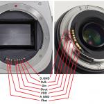 [자작] 캐논 EF 마운트 구조 및 프로토콜, 그리고 렌즈 구동