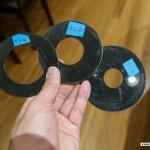 [자작] 초장망원 렌즈용 전동 포커서 – 조리개 디스크 비교 테스트