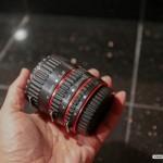 [자작] 캐논 EF 렌즈 조리개 조절 테스트
